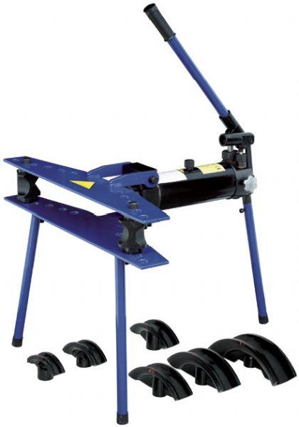 Curvatubi idraulico 12 2 0893 curvatubi macchine for Mini pressa idraulica