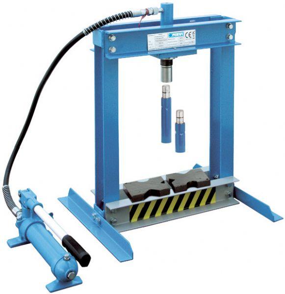 Pressa manuale idraulica p001 04 presse idrauliche for Pressa idraulica manuale