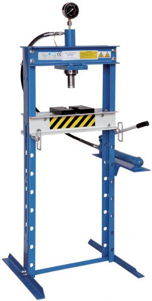 Pressa manuale idraulica p001 20 presse idrauliche for Pressa idraulica manuale