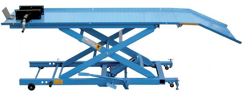 Sollevatore idraulico s008 m sollevamento for Ponte alzamoto