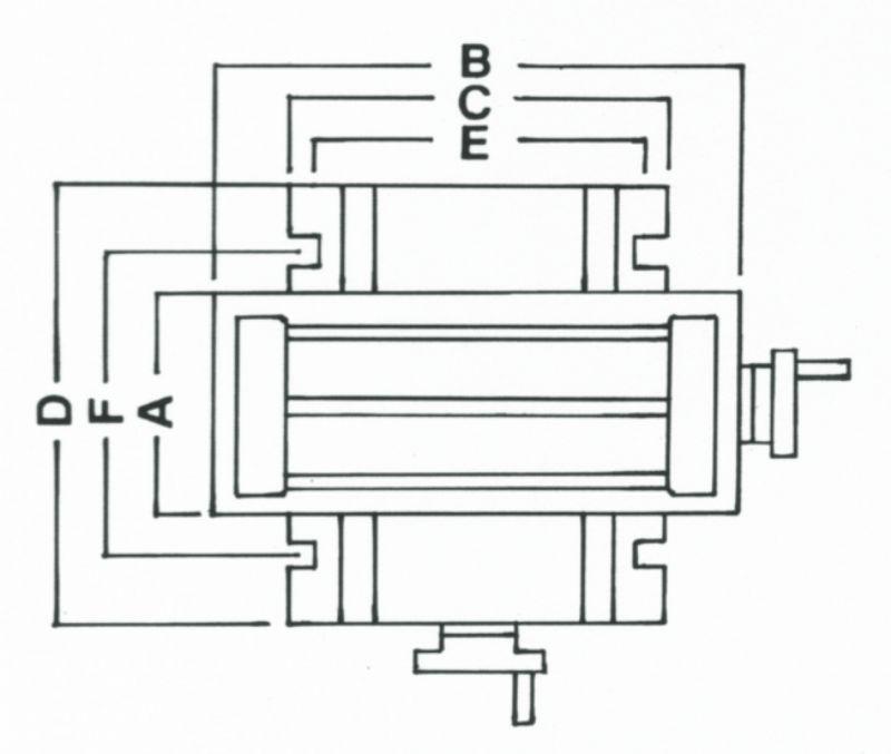 Tavola a croce t013 tavole e piani magnetici accessori per macchine macchine e accessori - Tavola a croce per trapano ...