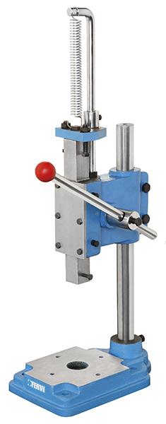Pressa manuale p028 07 presse manuali presse e for Mini pressa idraulica