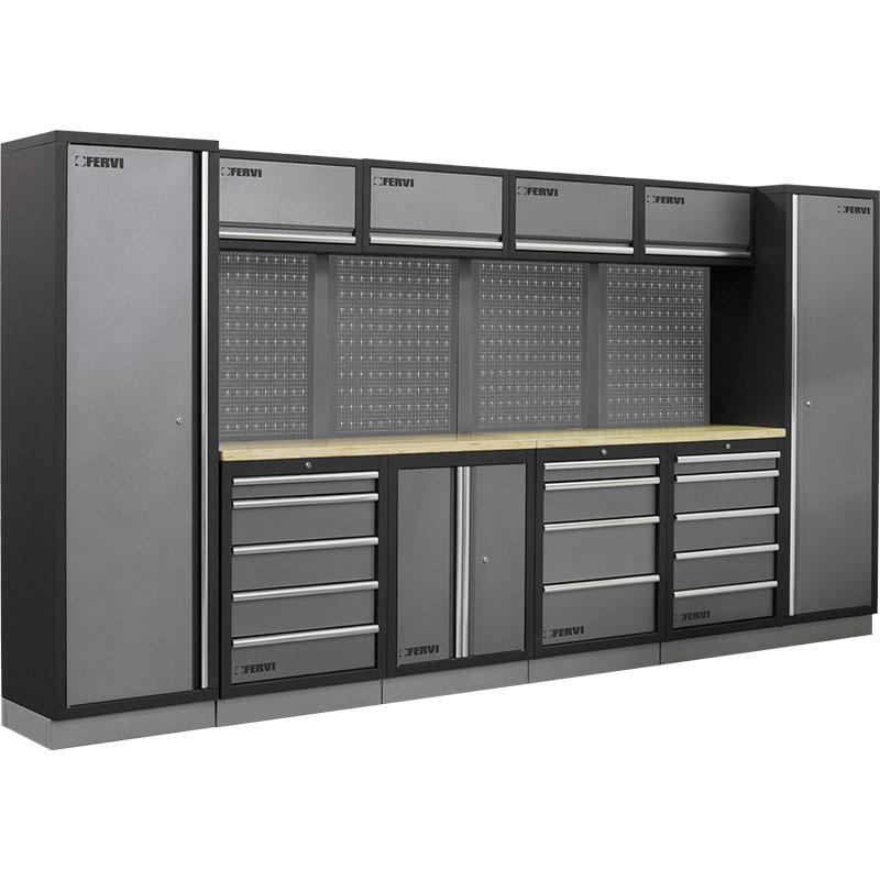 arredamento modulare per officina a007a mobili da ForArredamento Per Officina