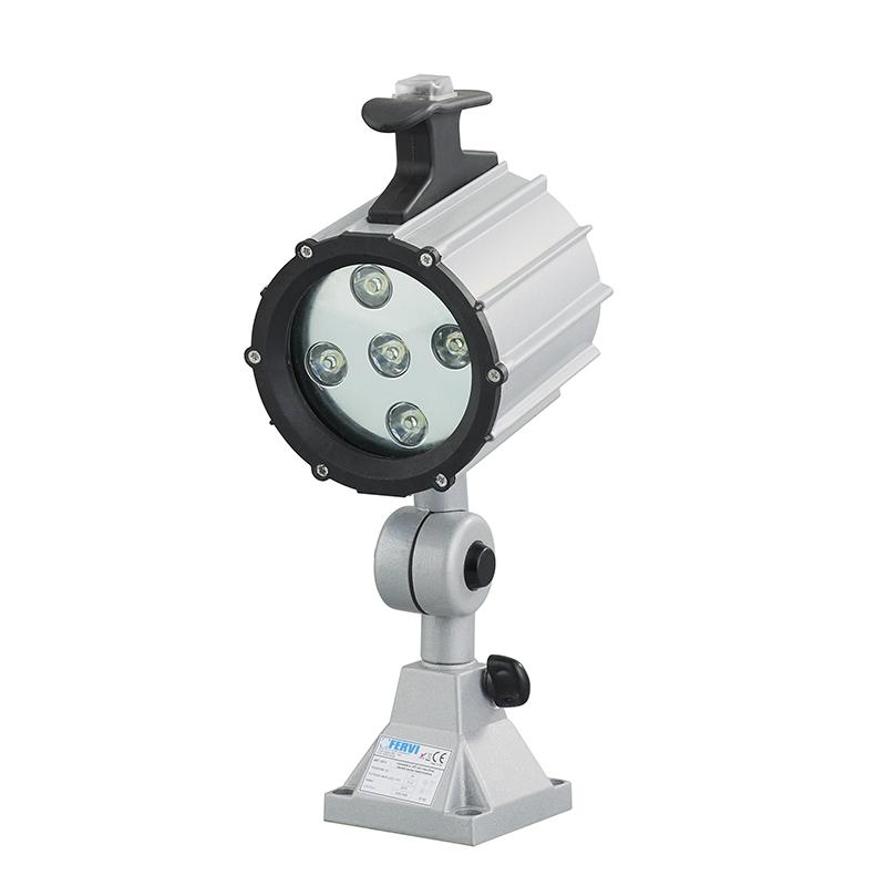 Lampada a led per macchine utensili 0371 lampade for Lampade lunghe a led