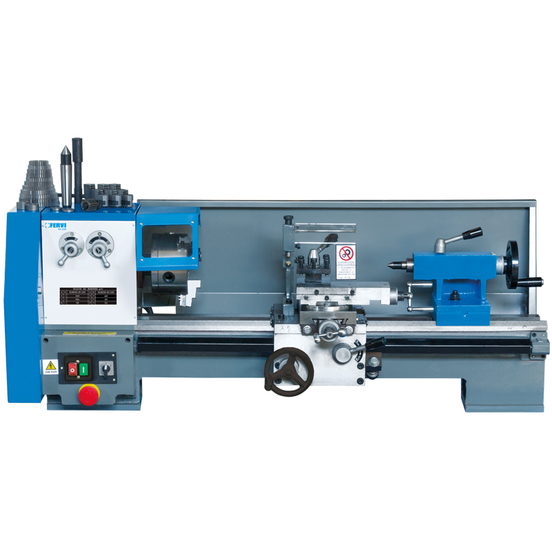 Tornio parallelo 0708 torni paralleli macchine for Tornio da banco per metalli usato