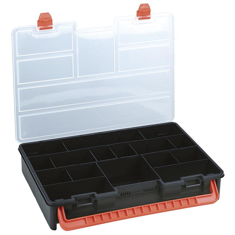 valigetta porta minuteria - c360 | contenitori in plastica